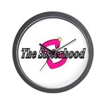 The Sisterhood Wall Clock