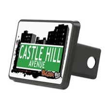 Castle Hill Ave Hitch Cover