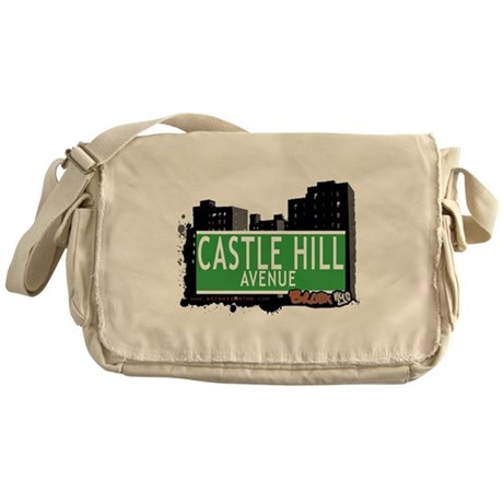 Castle Hill Ave Messenger Bag