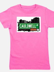 Cauldwell Ave Girl's Tee