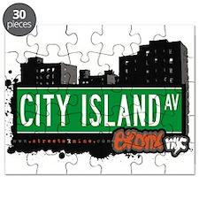City Island Ave Puzzle