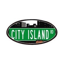 City Island Rd Patches