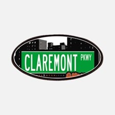 CLAREMONT PKWY Patches