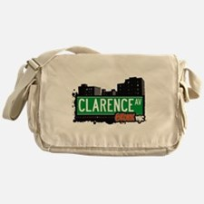 Clarence Ave Messenger Bag