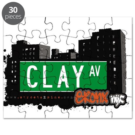Clay Ave Puzzle