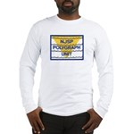 NJSP Polygraph Unit Long Sleeve T-Shirt