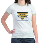 NJSP Polygraph Unit Jr. Ringer T-Shirt