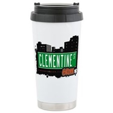 Clementine St Travel Mug