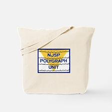 NJSP Polygraph Unit Tote Bag