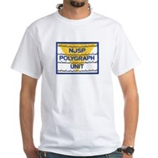 NJSP Polygraph Unit Shirt