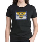 NJSP Polygraph Unit Women's Dark T-Shirt