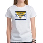 NJSP Polygraph Unit Women's T-Shirt