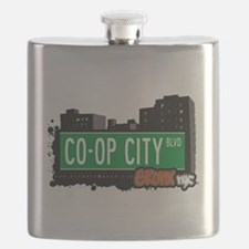 Co-Op City Blvd Flask