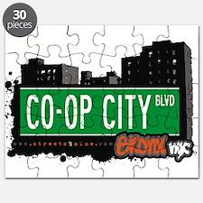 Co-Op City Blvd Puzzle