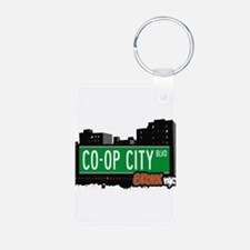 Co-Op City Blvd Keychains