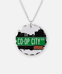 Co-Op City Blvd Necklace