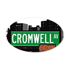 Cromwell Ave Wall Decal