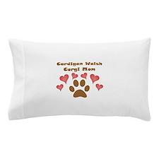 Cardigan Welsh Corgi Mom Pillow Case