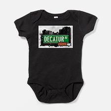Decatur Ave Baby Bodysuit
