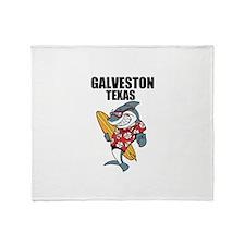 Galveston Throw Blanket