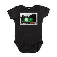 Dill Pl Baby Bodysuit