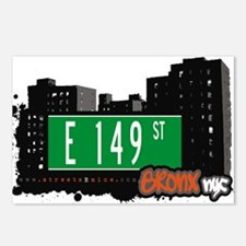 E 149 St Postcards (Package of 8)