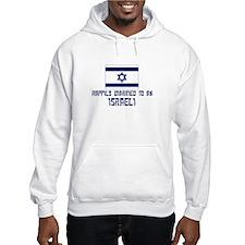 Happily Married To Israeli Hoodie