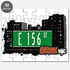 E 156 St Puzzle