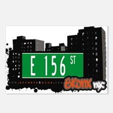 E 156 St Postcards (Package of 8)