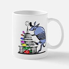 Armadillo Recovery Mug