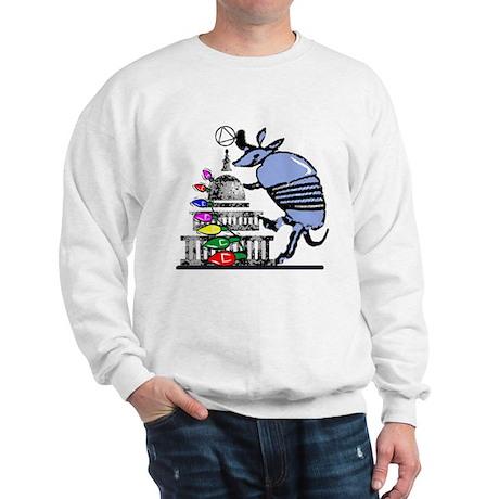 Armadillo Recovery Sweatshirt