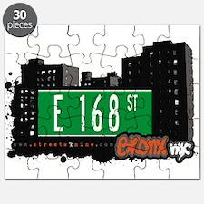 E 168 St Puzzle