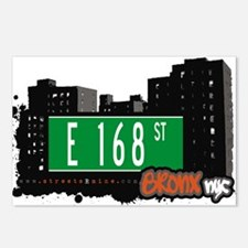E 168 St Postcards (Package of 8)