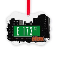 E 173 St Ornament