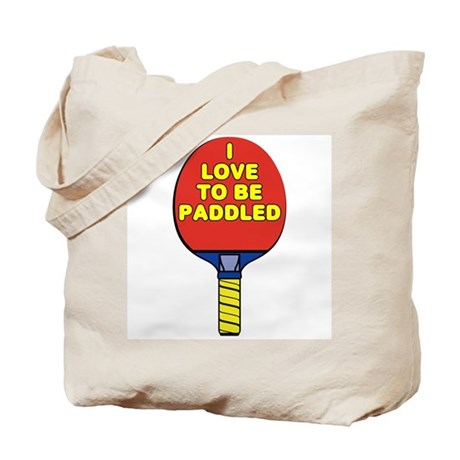 Paddled, Tote Bag
