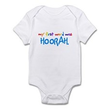 My First Word... Infant Bodysuit
