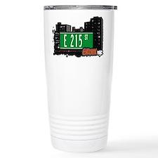 E 215 ST Travel Mug