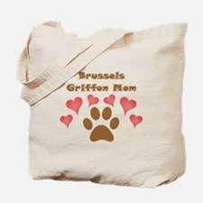 Brussels Griffon Mom Tote Bag
