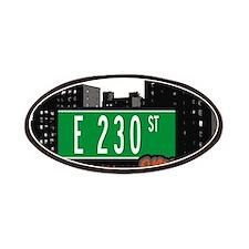 E 230 St Patches
