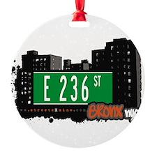 E 236 St Ornament