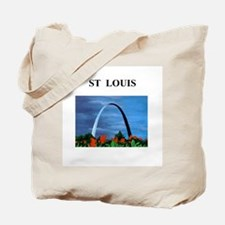 st louis gifts and t-shirts Tote Bag