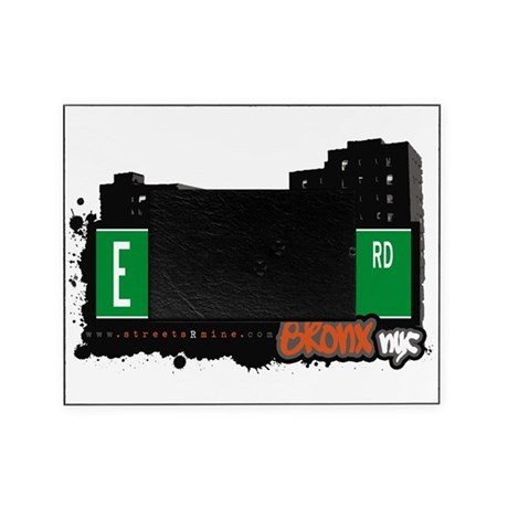 E Fordham Rd Picture Frame