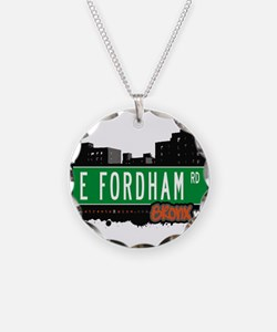 E Fordham Rd Necklace