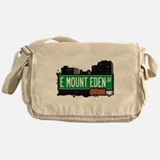 E Mount Eden Ave Messenger Bag