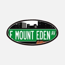 E Mount Eden Ave Patches