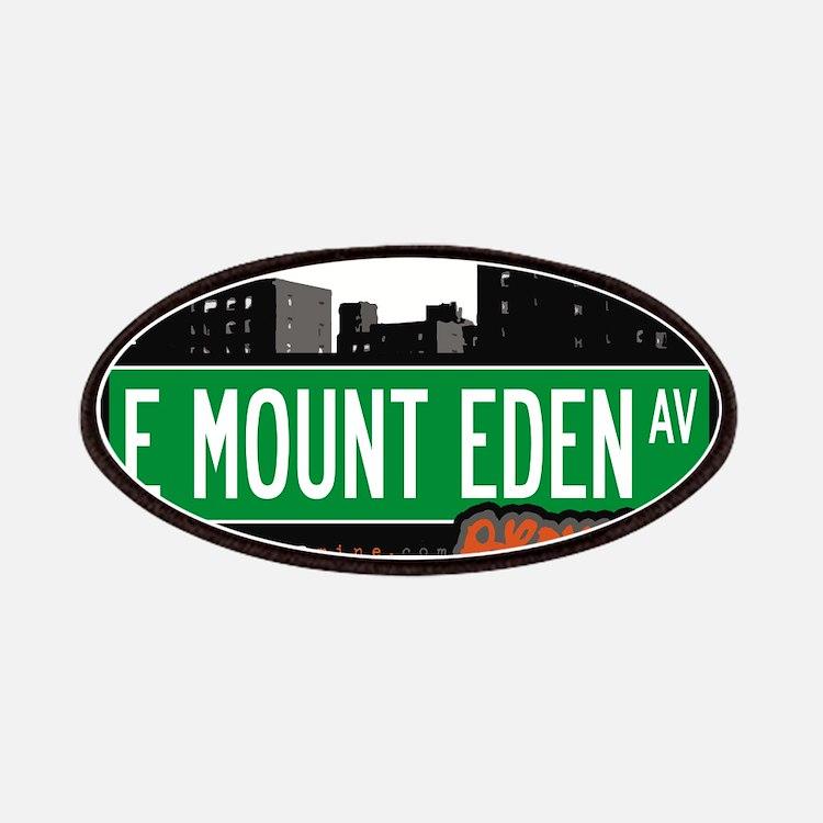 E Mount Eden Ave Patches