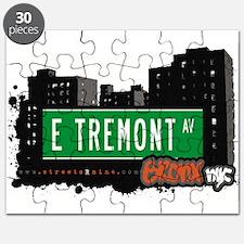 E Tremont Ave Puzzle