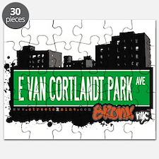 E VAN CORTLANDT PARK Puzzle
