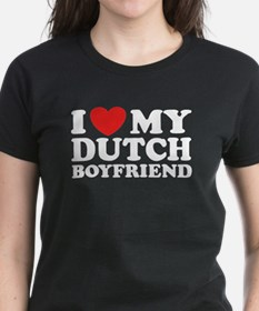 I Love My Dutch Boyfriend Tee