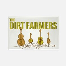The Dirt Farmers Rectangle Magnet